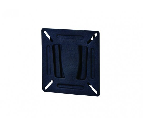 Low Profile Fixed Wall Mount for 10 - 26 Flat Panel Screens by Audio Solutions