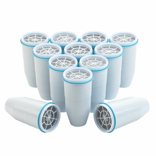 Replacement Filters (Set of 12) by ZeroWater