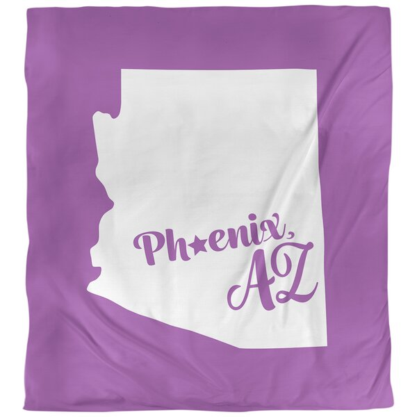 Phoenix Arizona Duvet Cover