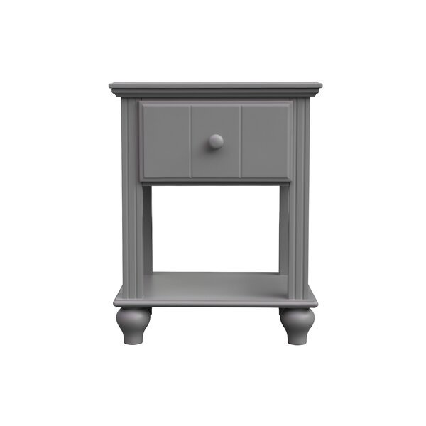 Eoin 1 Drawer Nightstand by Alcott Hill