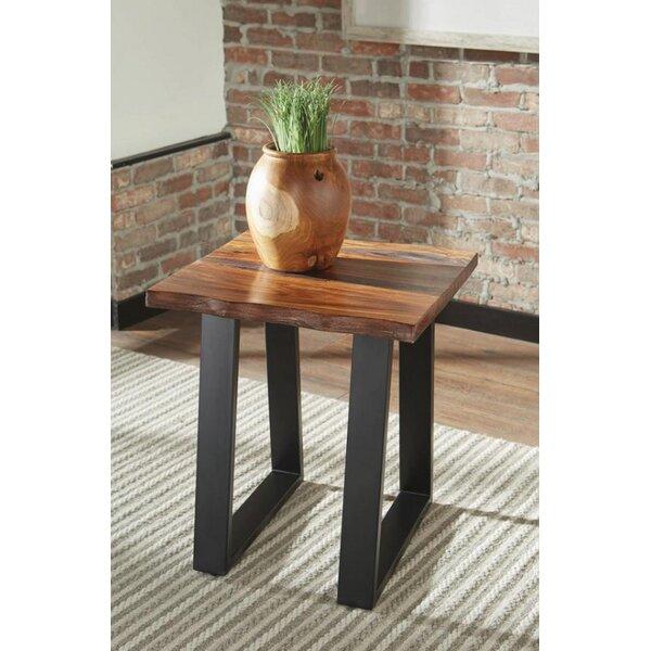 Bracken End Table by Williston Forge