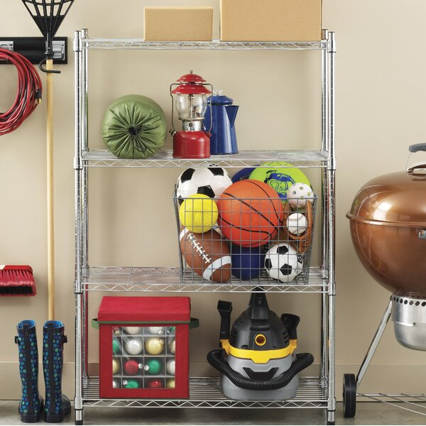 Etagere Bookcase By WFX Utility