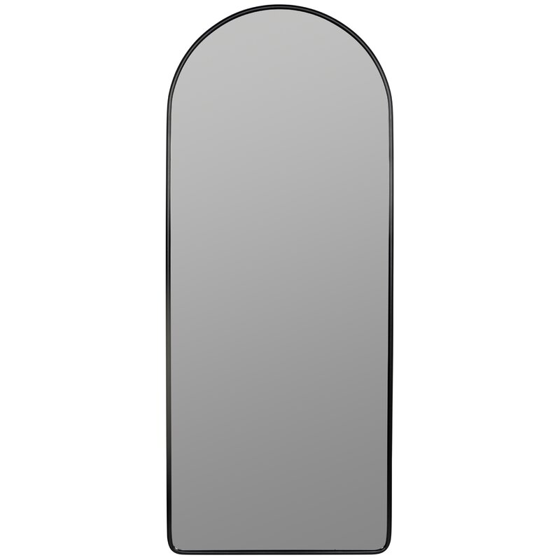 modern arched mirror