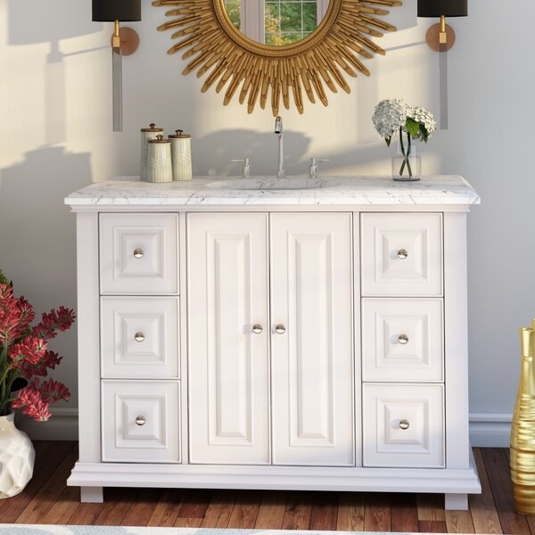 Ballimamore Transitional 48 Single Bathroom Vanity Set by Darby Home Co