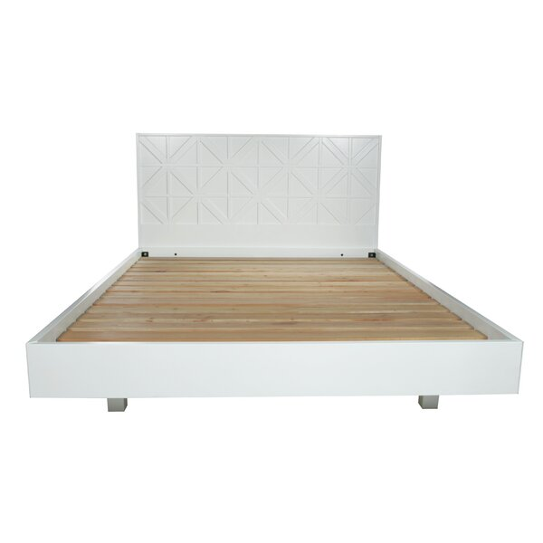Hargreaves Platform Bed by Brayden Studio