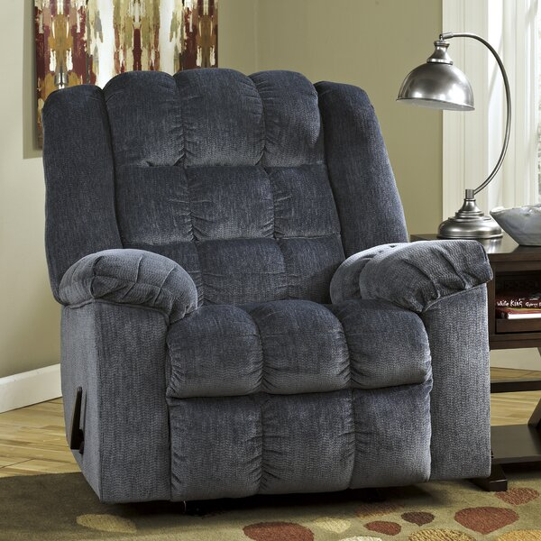 Eisenberg Manual Rocker Recliner [Red Barrel Studio]