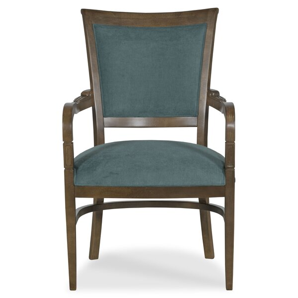 Fisher Upholstered Dining Chair by Fairfield Chair
