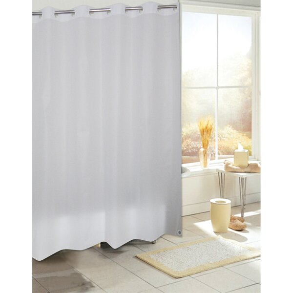 Carnation Home Fashions Ez On PEVA Shower Curtain Reviews