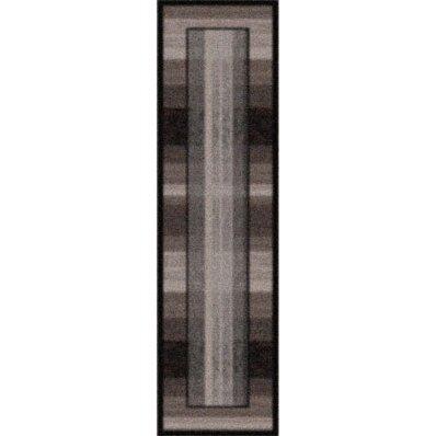 Modern Times Aspire Ebony Area Rug by Milliken