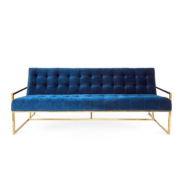 Goldfinger Sofa by Jonathan Adler