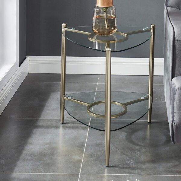 Farquhar End Table by Mercer41 Mercer41