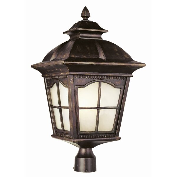 Freeborn Outdoor 4-Light Lantern Head by Darby Home Co