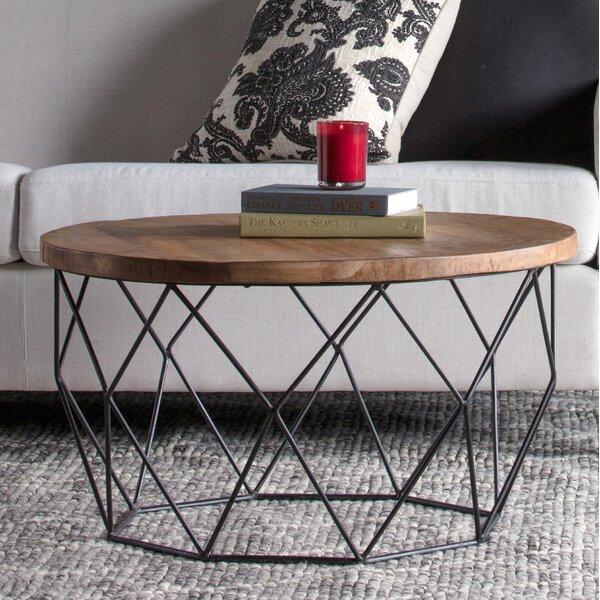 Ahart Coffee Table by Mercury Row
