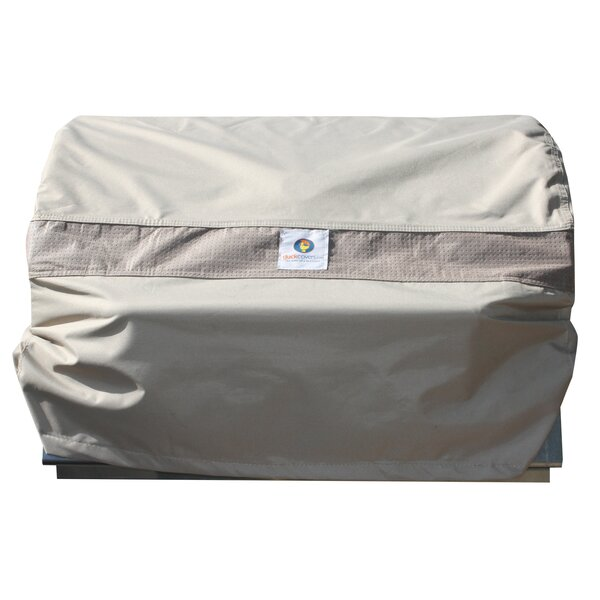 Maddison BBQ Hood Gas Grill Cover Fits up to 33 by Freeport Park