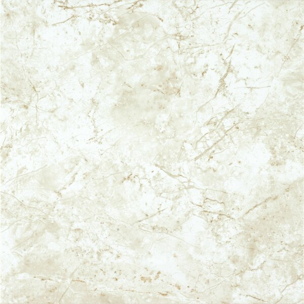 Alterna LaPlata 16 x 16 x 4.064mm Luxury Vinyl Tile in Creme Fresh by Armstrong Flooring