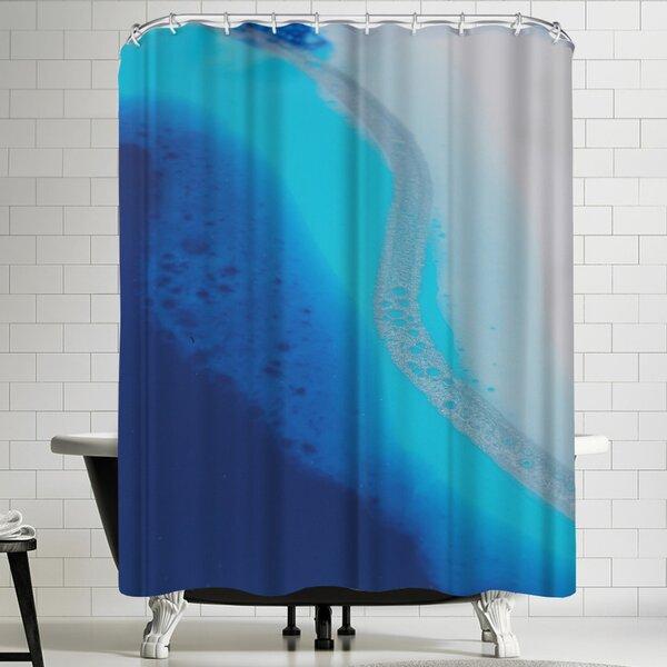Deb McNaughton Island Home Shower Curtain by East Urban Home