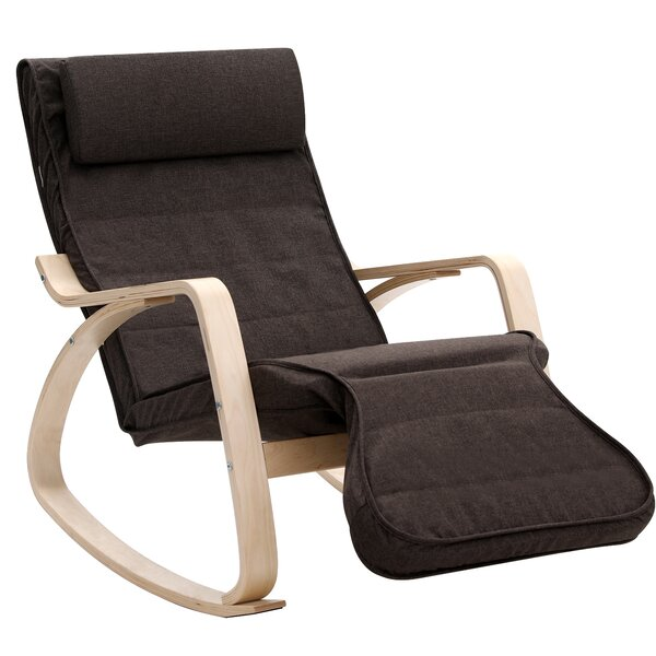 Tateos Rocking Chair By Latitude Run