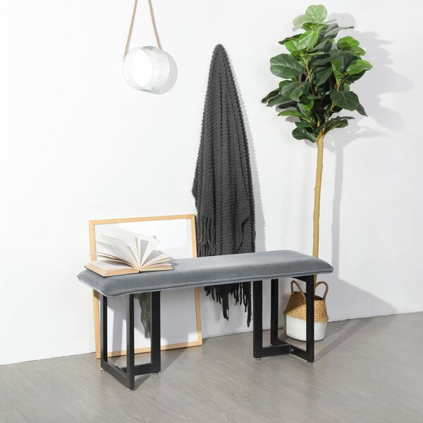 Larocco Upholstered Bench By 17 Stories