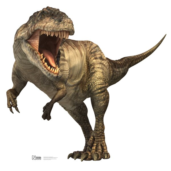 Giganotosaurus Cardboard Standup by Advanced Graphics