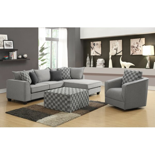 Kulp 4 Piece Living Room Set By Latitude Run #2