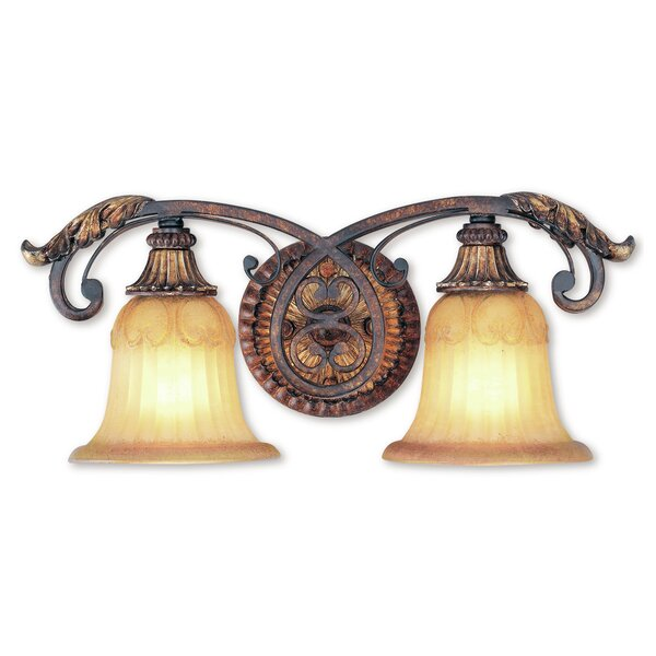 Scottdale 2-Light Vanity Light by Astoria Grand