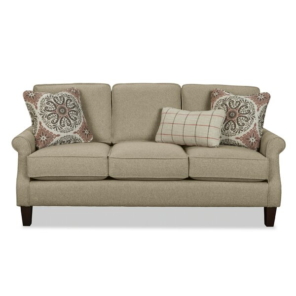 Fine Quality Burfoot Sofa by Craftmaster by Craftmaster