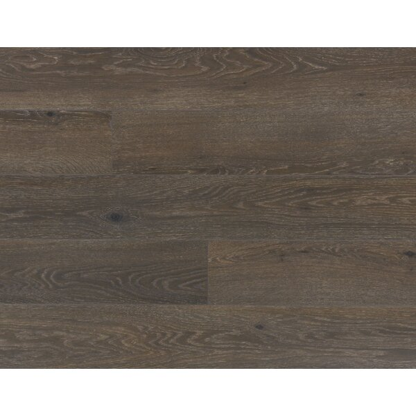 Veriluxe 8 x 80.68 x 9.5 mm Oak Laminate Flooring in Graphite by Quick-Step