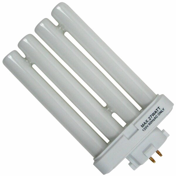 27W (6500K) Fluorescent Light Bulb by Trademark Home Collection