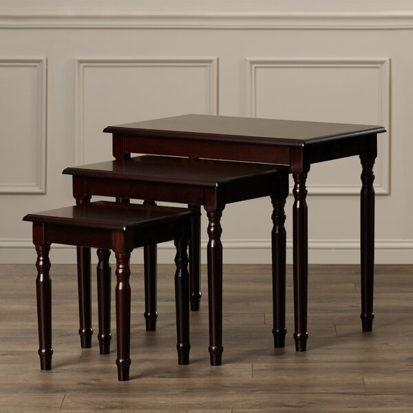 Raynsford 3 Piece Nesting Tables By Charlton Home