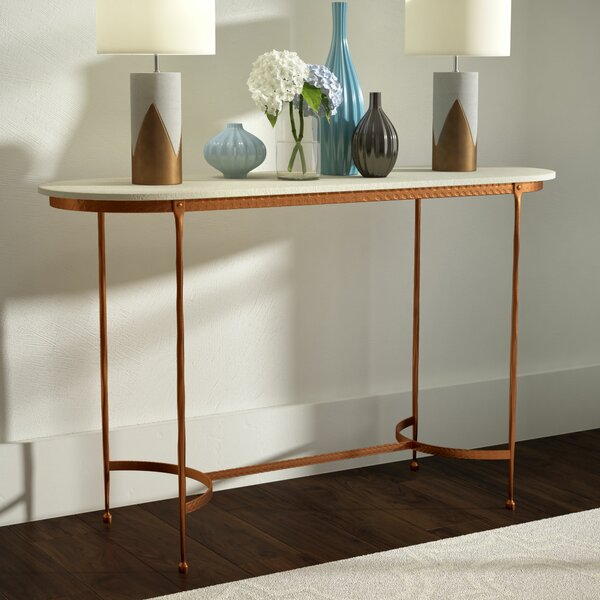 Astor Row Console Table by Everly Quinn