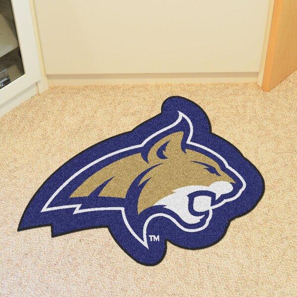 NCAA Montana State University Mascot Doormat by FANMATS