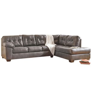 Olsson Reversible Sectional Red Barrel Studio