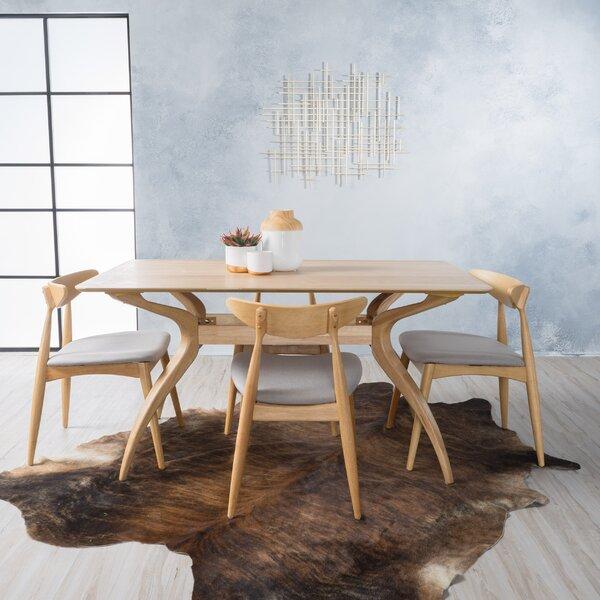 Caleta 5 Piece Dining Set by Corrigan Studio