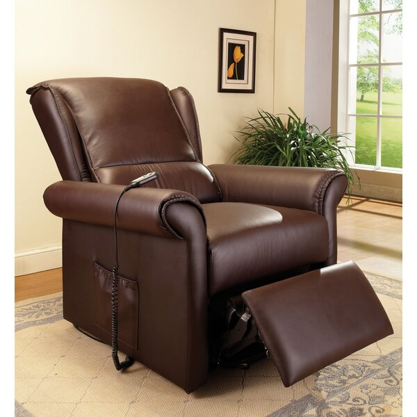 Reclining Massage Chair by Canora Grey
