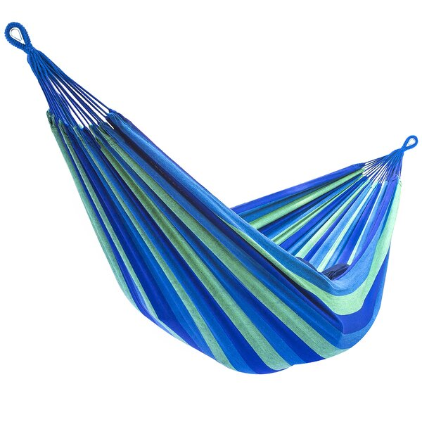 Brazilian Cotton Camping Hammock by Sorbus