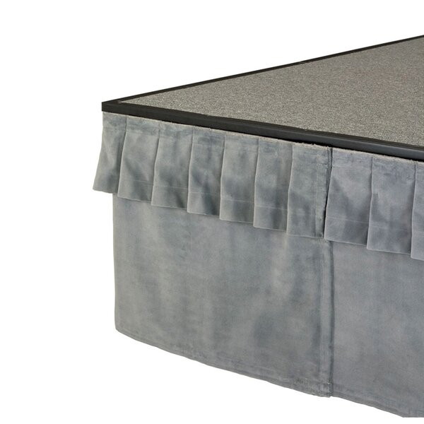Tivoli Multiple Height Drape by SICOAmerica