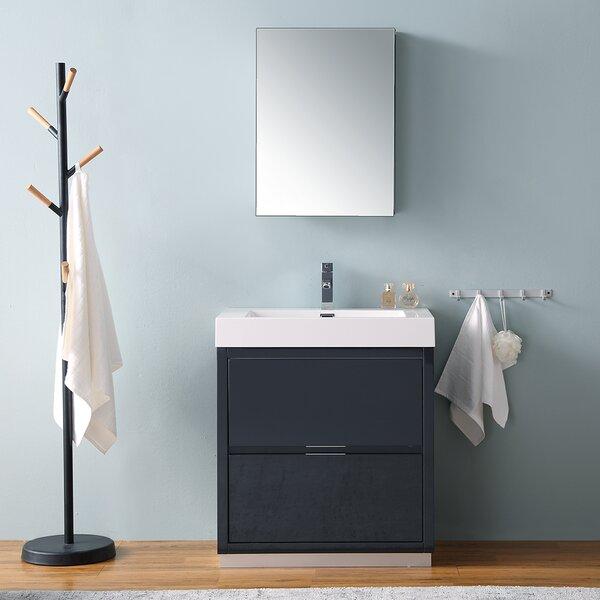 Senza Valencia 30 Single Bathroom Vanity Set by Fresca
