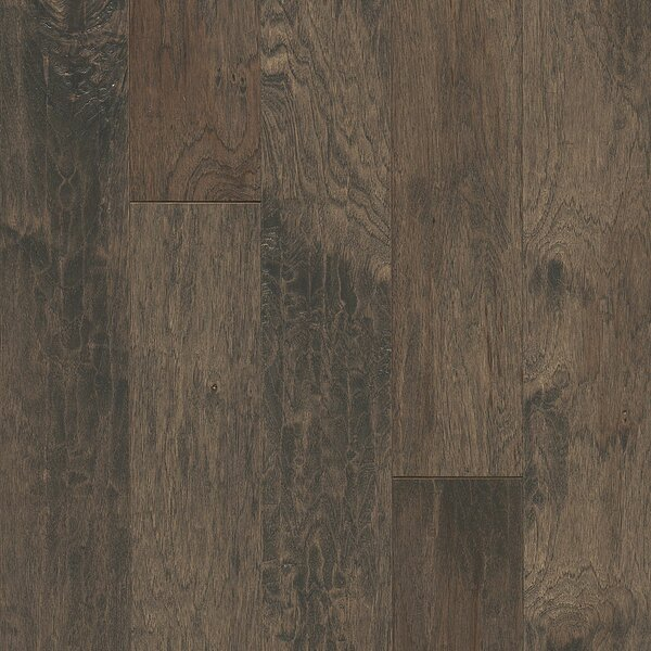 American 5 Engineered Hickory Hardwood Flooring in Northern Twilight by Armstrong Flooring