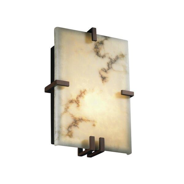 Keyon 2-Light Wall Sconce by Brayden Studio
