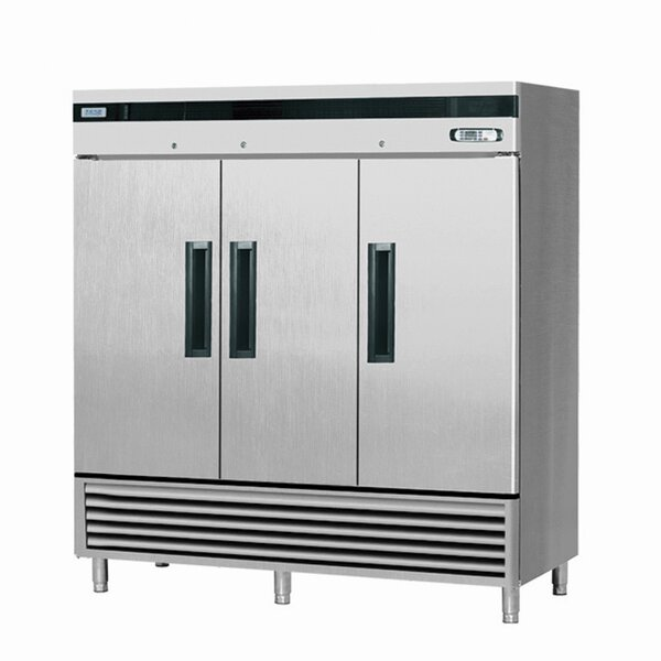 Commercial Standing 70.8 cu. ft. Energy Star Counter Depth All-Refrigerator by EQ Kitchen Line