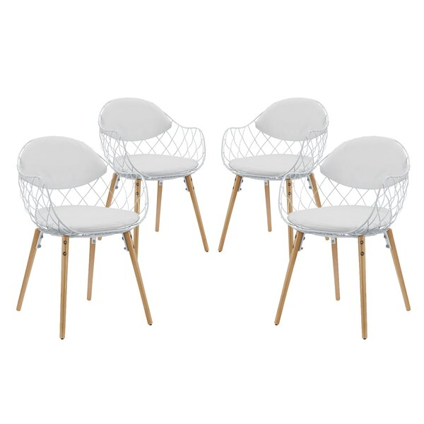 Zaniyah Arm Chair (Set of 4) by Ivy Bronx Ivy Bronx