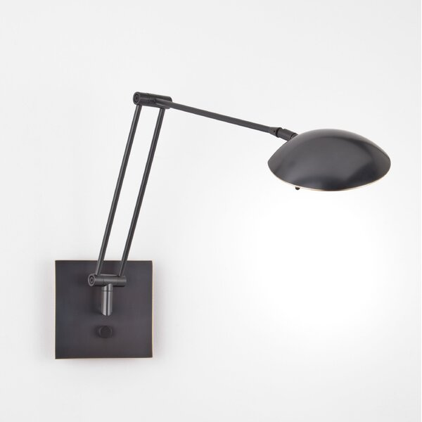 Swing Arm Lamp by Holtkötter