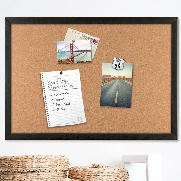 Wall Mounted Bulletin Board by U Brands LLC