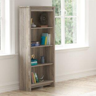 Donovan Standard Bookcase Gracie Oaks