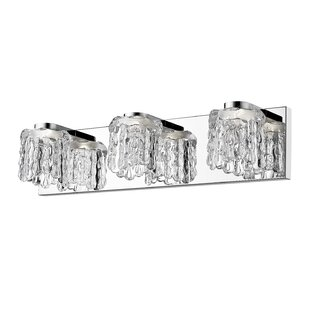 Order Justin 3-Light LED Vanity Light By Orren Ellis