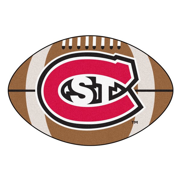 NCAA St. Cloud State University Football Doormat by FANMATS