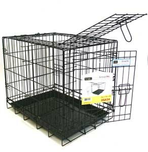 Double Door Heavy Duty Pet Crate by YML