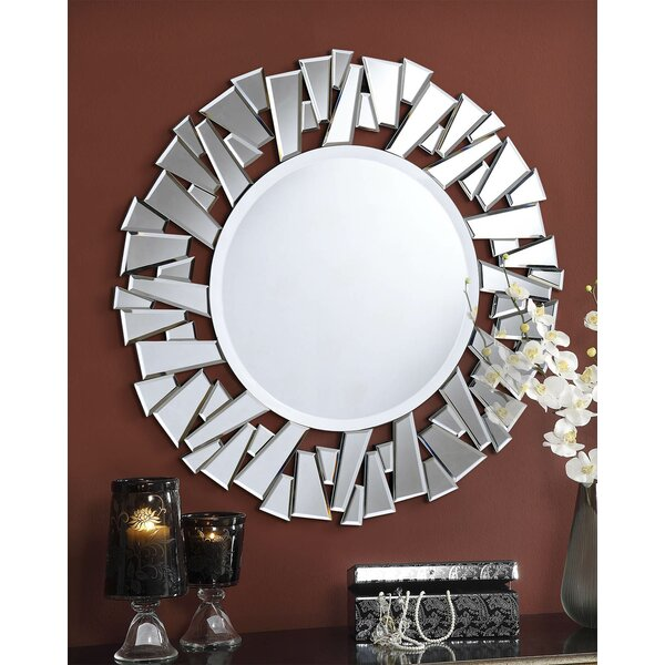 Malawi Accent Mirror by Durian, Inc.