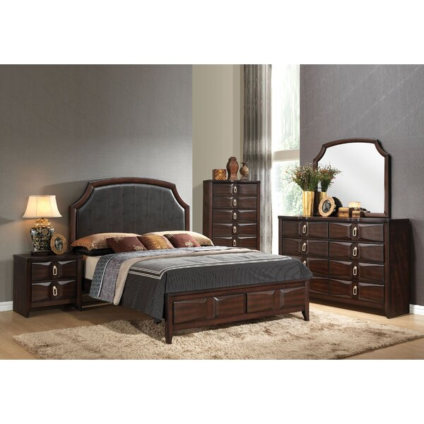 Taylor Cove Panel Configurable Bedroom Set by Bloomsbury Market