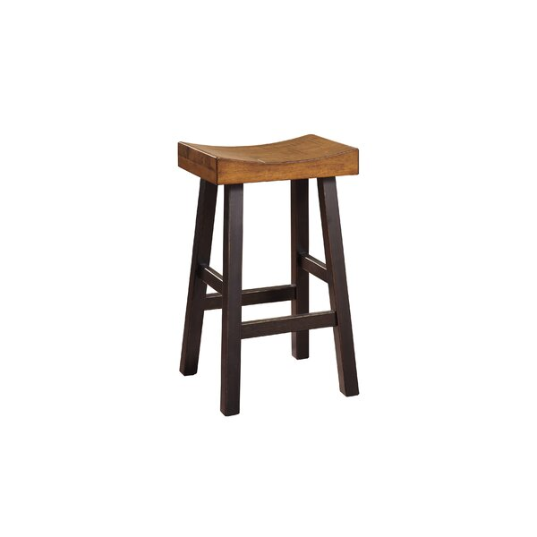 Hayden 30.75 Bar Stool (Set of 2) by Loon Peak